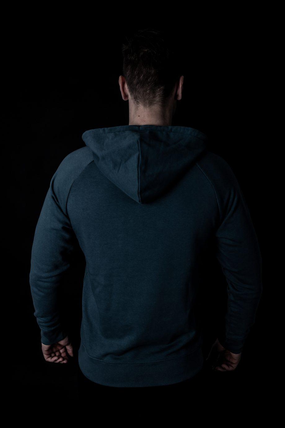 volt hoodie back