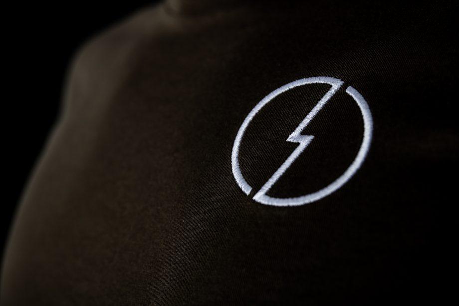 volt logo detail
