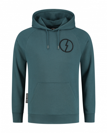 stargazer Blue hoodie front